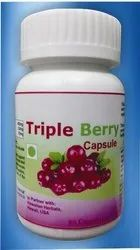 Triple Berry Capsule