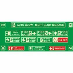 Hospital Autoglow Signages