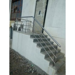 Stainless Steel Commercial Railing