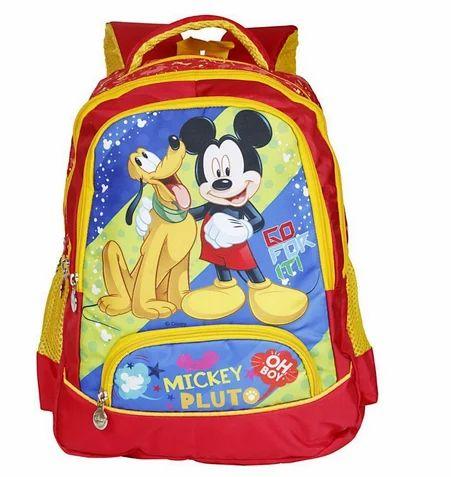 91fec684cc75 Disney School Bag at Rs 895  piece