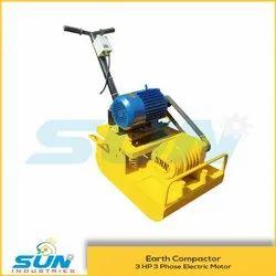 3 HP Earth Compactor