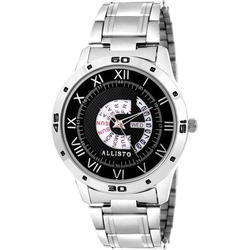 Allisto Europa AE 79 Day and Date Display Men Watch