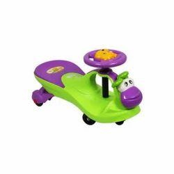 Plastic Cartoon Magic Car Toy, for School/Play School