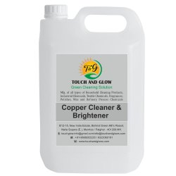 Copper Cleaner and Brightener