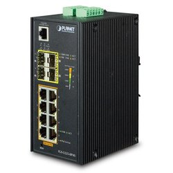 IGS-5225-8P4S Managed Ethernet Switch