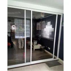 Office Aluminium Door