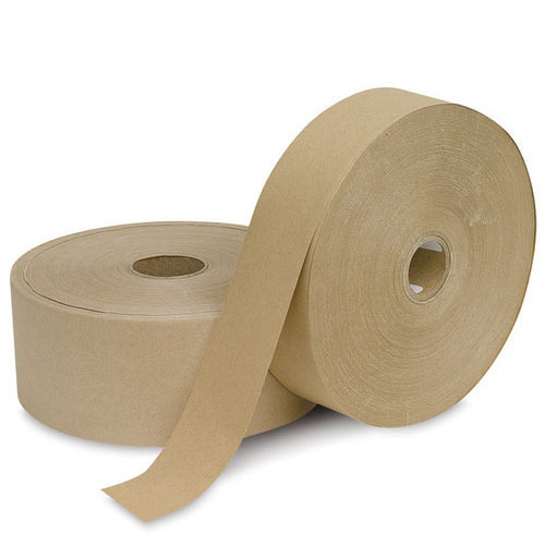 gripwell water activated gummed paper tape rs 600 box id