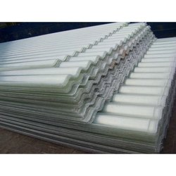 FRP Corrugated Lamella Sheet