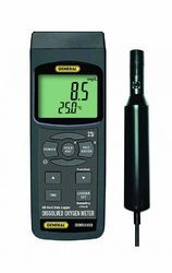 Graphical LCD Based Dissolved Oxygen Meter