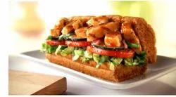 Sweet Onion Chicken Teriyaki Sandwiches