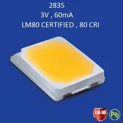 2835 SMD LED 3V 60mA