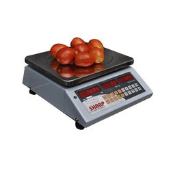 Square Price Computing Table Top Scale