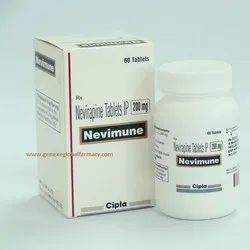 Nevimune Tablet Nevirapine Tablets 200mg
