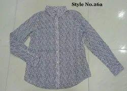 Surplus Women Striped Shirt