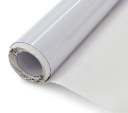 Peal Satin White Car Wrap Vinyl Roll