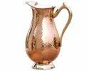 Copper Mughlai Jug