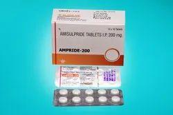 Amisulpride 200 mg Tablets