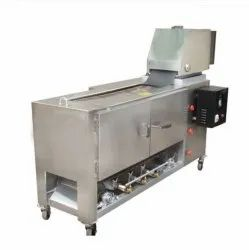 Semi automatic chappati making machine