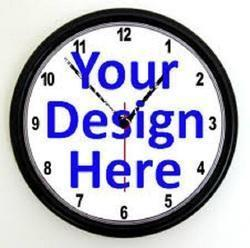 Amazing Customized Wall Clock