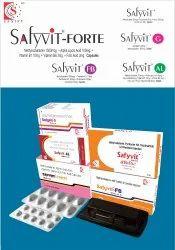 Methylcobalamine 500mcg Alphalipoic Acid 50mg Folic Acid I.p 1.5mg Selinium Dioxide 163.6 Mcg Chrom