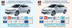 Car Insurance, Cashless Claim