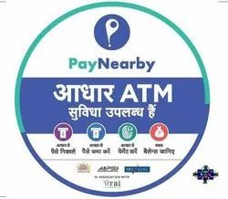 Paynearby Distributor, Features: AEPS And ATM Service, Banking