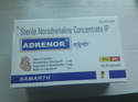 Adrenor (Sterile Noradrenaline Concentrate IP)