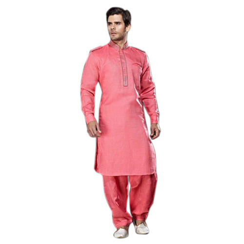 421d1297704e0 Cotton Designer Pathani Suit, Rs 750 /piece, Sirafi Tailors ...