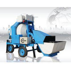 RM 800 Reversible Concrete Batching Plant