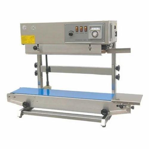 Vertical Continuous Sealing Machine