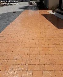 Reflective Paver Block