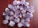 Natural Rough Stone Amethyst Loose Gemstone