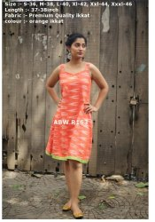 Girl Cotton ABW Orange
