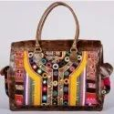 Leather Banjara Doctor Bag