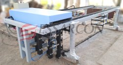 Essarcon Mild Steel Wire Cutting Machine, For Industrial, Automation Grade: Automatic