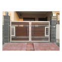 Stainless Steel Swing Gate