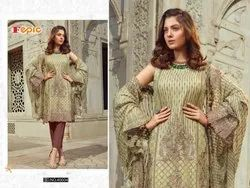Designer Embroidered Pakistani Suits