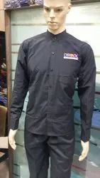 Chinese Collar Male Uniform