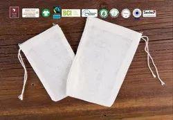 Biodegradable Cotton Tea Bag