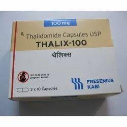 THALIX 100MG Capsules Thalidomi