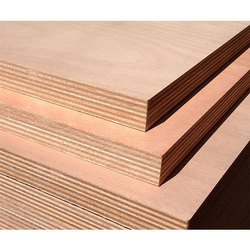 Poplar Gurjan Brown MR Grade Plywood Board, For Furniture, Thickness: 20 Mm