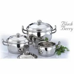 Black Berry Kitchen Utensils Set