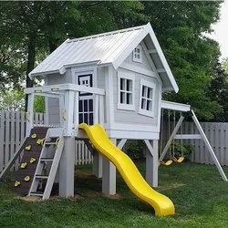 Kids Playhouse Slide