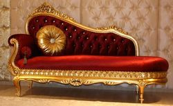 Gold Leaf Lounger