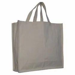 Plain Rectangular Canvas Bag
