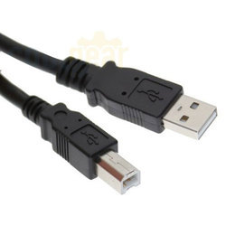 USB A to B Cable