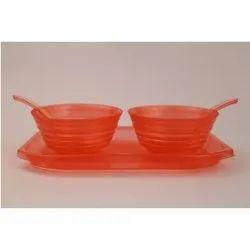 Plastics Bowl Set