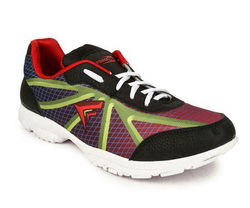 Liberty Force 10 Mens Red Lacing 8151-A016 Sports Shoes