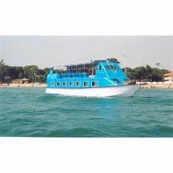 Luxury Double Decker Tourist Boat