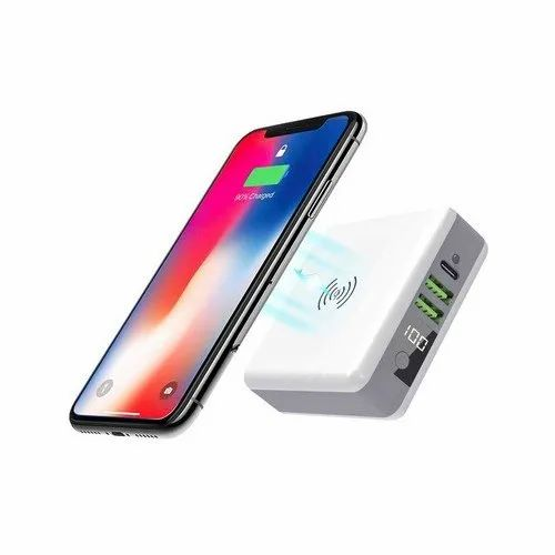 Wireless Wall Charger Power Bank